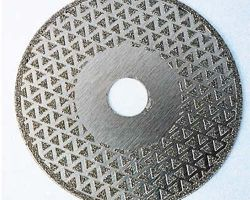 Electronic Diamond Blade
